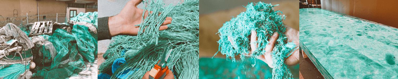 reciclaje plastico mar